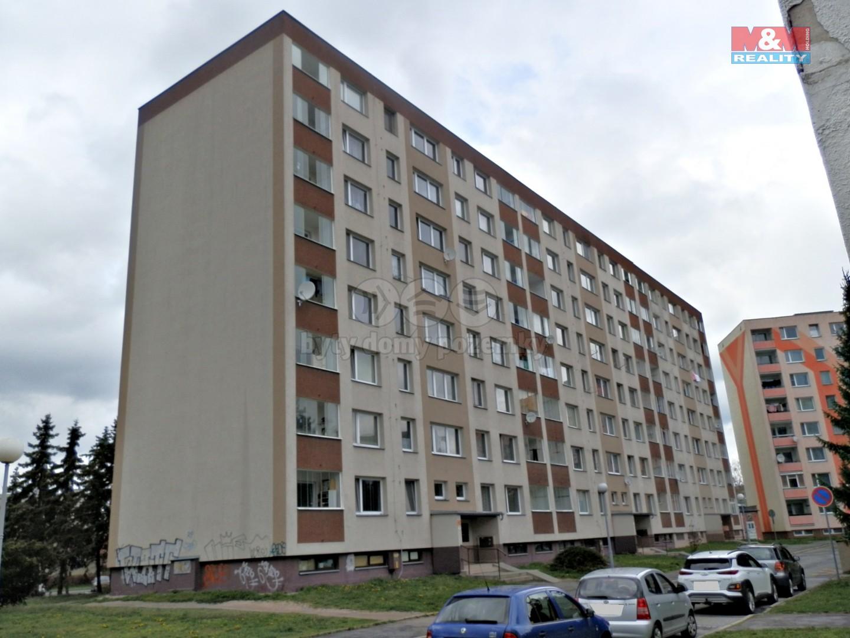 pohled na dům (Prodej, byt 3+1, 68 m2, Olomouc, ul.Dlouhá), foto 1/13