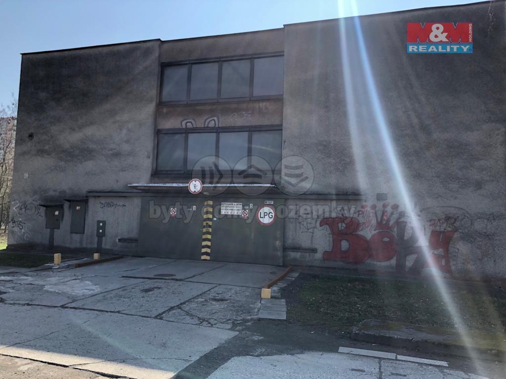 Prodej, garáž, 15 m2, Ostrava, ul. Pavlovova