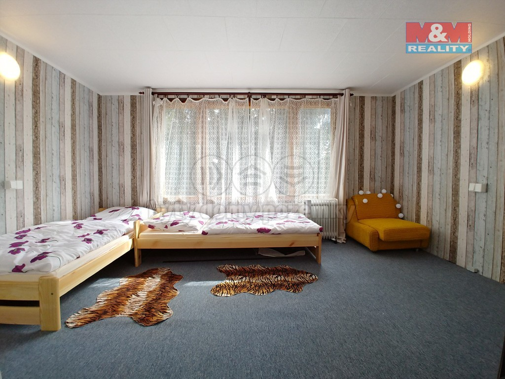 Ložnice (Prodej, chata, 75 m2, Lipová - Seč), foto 1/18