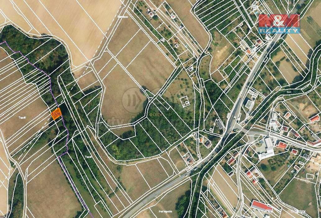 Prodej, zahrada, 504 m2, Holešov-Dobrotice