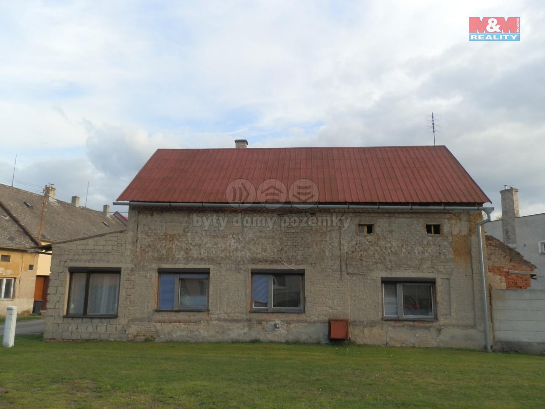 Prodej, rodinný dům 3+1, 75 m2, Zahnašovice
