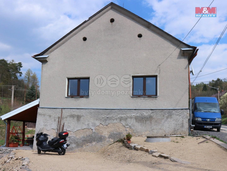 Prodej, rodinný dům, 1068 m2, Bartoňov - Ruda nad Moravou