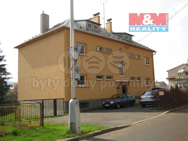 Pronájem, byt 1+1, 18 m2, Nový Jičín, ul. Myslbekova