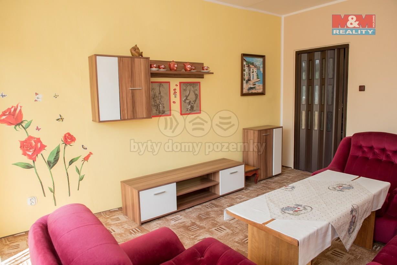 Prodej, byt 2+1, 55 m2, OV, Chomutov, ul. Bezručova