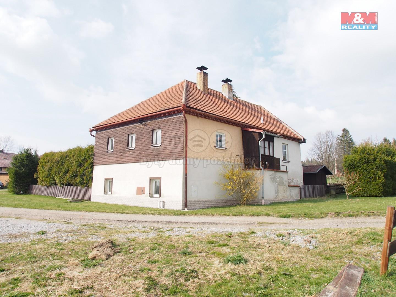 (Prodej, rodinný dům, Frymburk, Milná), foto 1/26