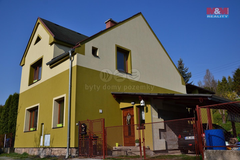 Prodej, rodinný dům 5+1, Hronov, okr. Náchod