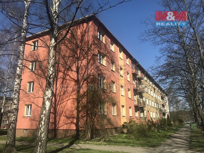 (Prodej, byt 2+1, 54 m2, Ostrava - Zábřeh, ul. Svazácká), foto 1/7