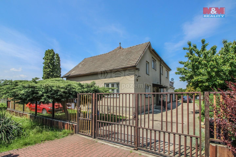 Prodej, rodinný dům, 776 m², Praha - Běchovice