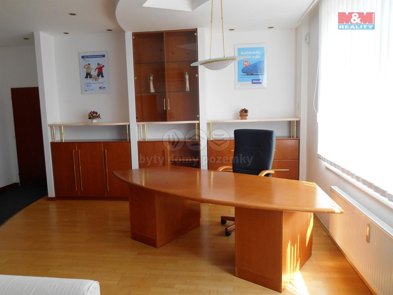 hlavní kancelář  (Pronájem, kanceláře, CP 140 m2), foto 1/31