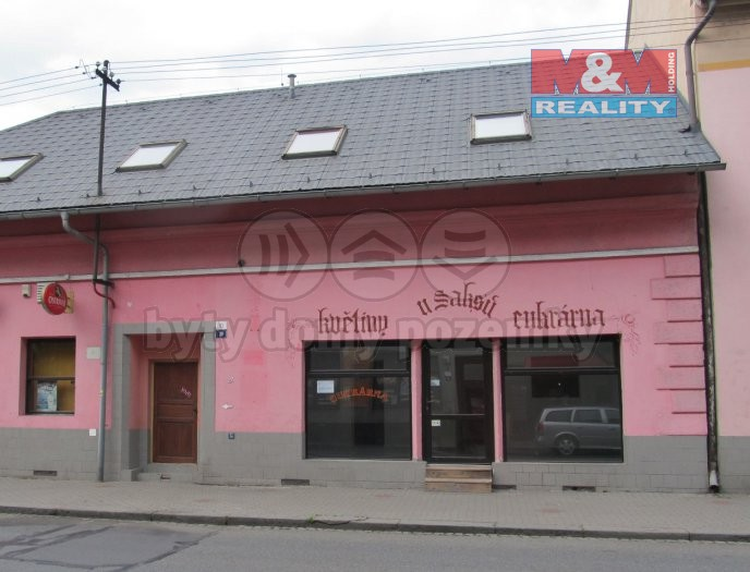 Pronájem, prodejna, 50 m2, Ostrava, ul. Přemyslovců