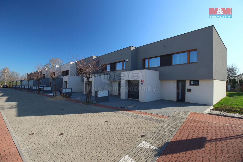 Prodej, novostavba rodinného domu, 150m2 Praha - Ďáblice
