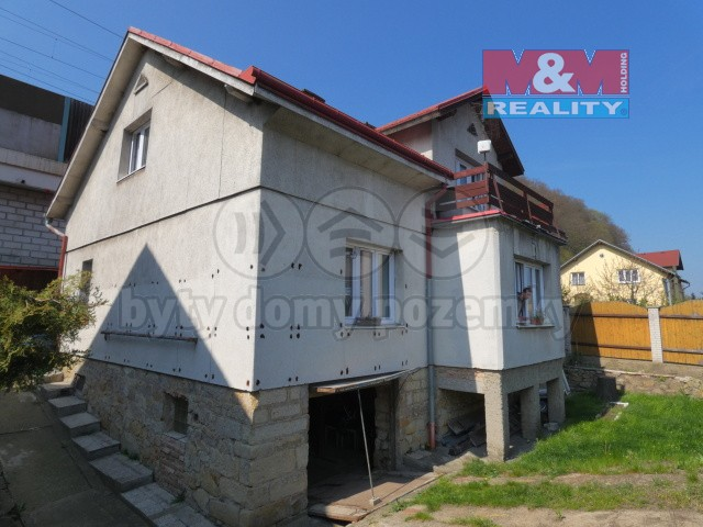 pohled na dům (Prodej, rodinný dům, 313 m2, Dobkovice, okr.Děčín), foto 1/16