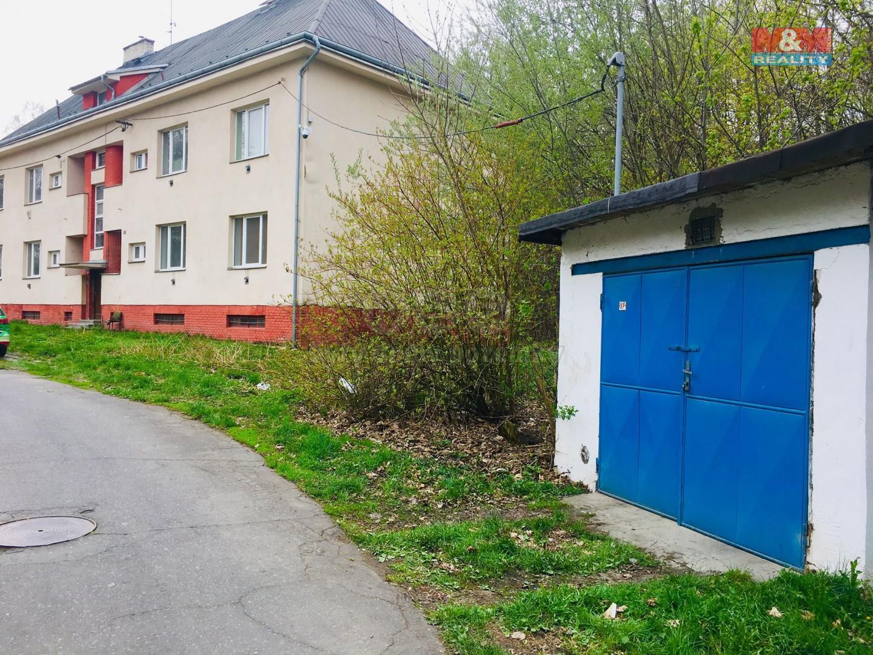 Prodej, garáž, Ostrava, ul. Výhradní