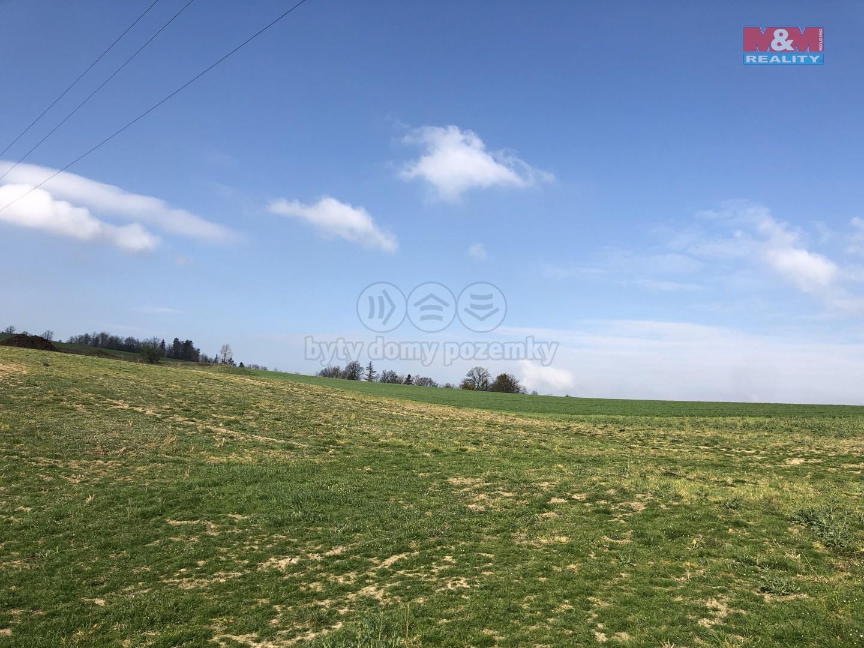 Prodej, pole, 3694 m2, Zádveřice - Raková