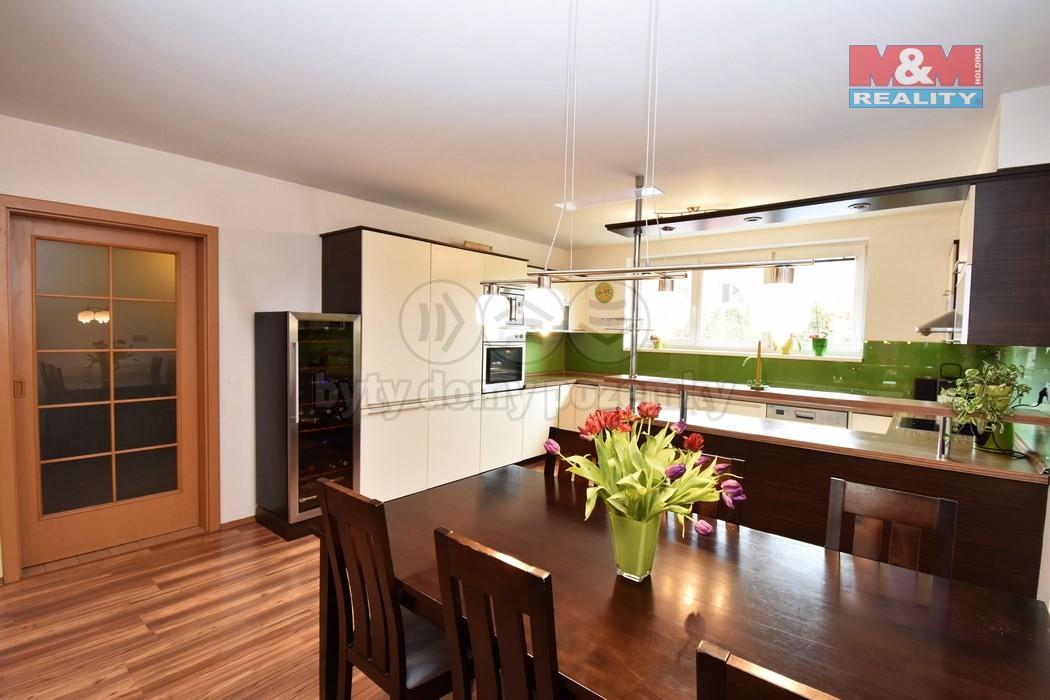 Prodej, rodinný dům, 120 m2, Nová Ves, Praha - východ