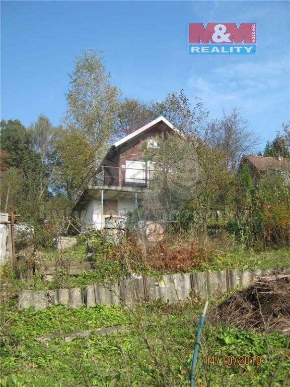 Prodej, chata, Albrechtice, ul. Zahrádkářská
