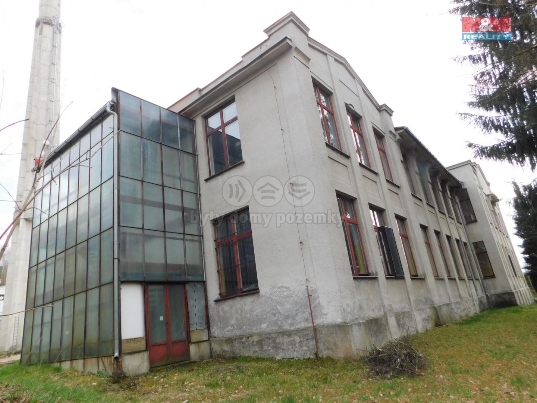 (Prodej, skladový areál, Kraslice, ul. Čs. armády, 8338 m2), foto 1/41