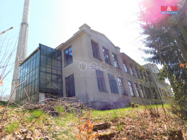 (Prodej, skladový areál, Kraslice, ul. Čs. armády, 8338 m2), foto 1/49