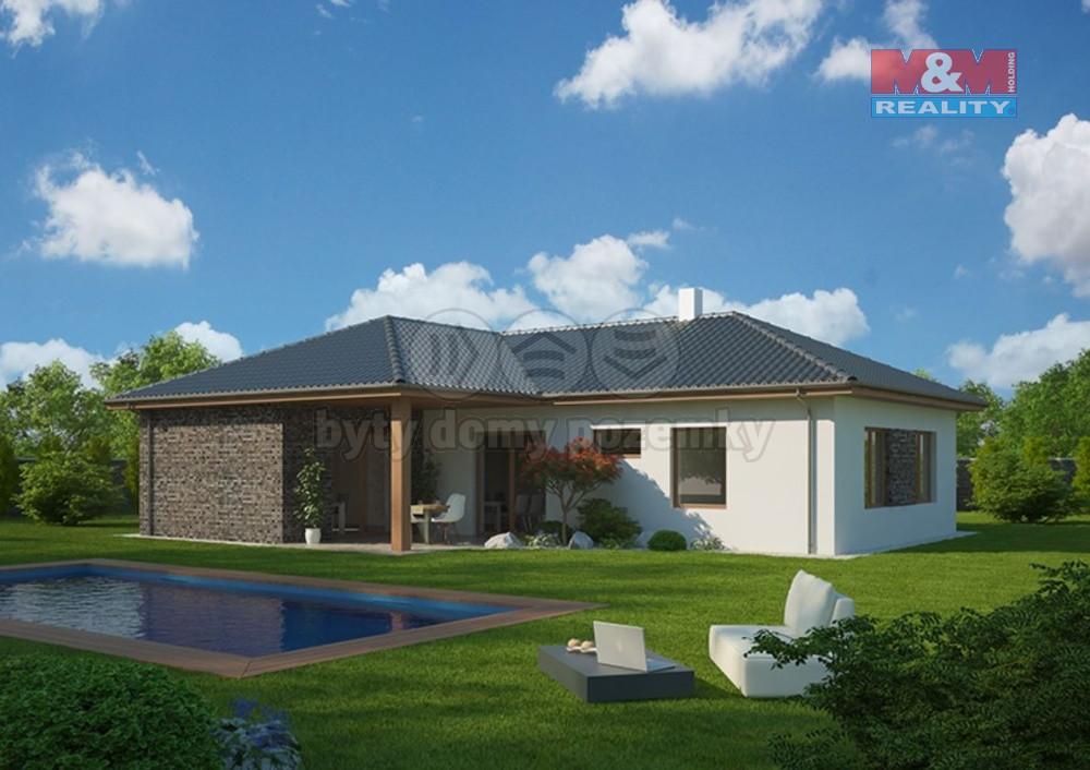 Prodej, stavební pozemek, 1393 m2, Karlovice, Sedmihorky