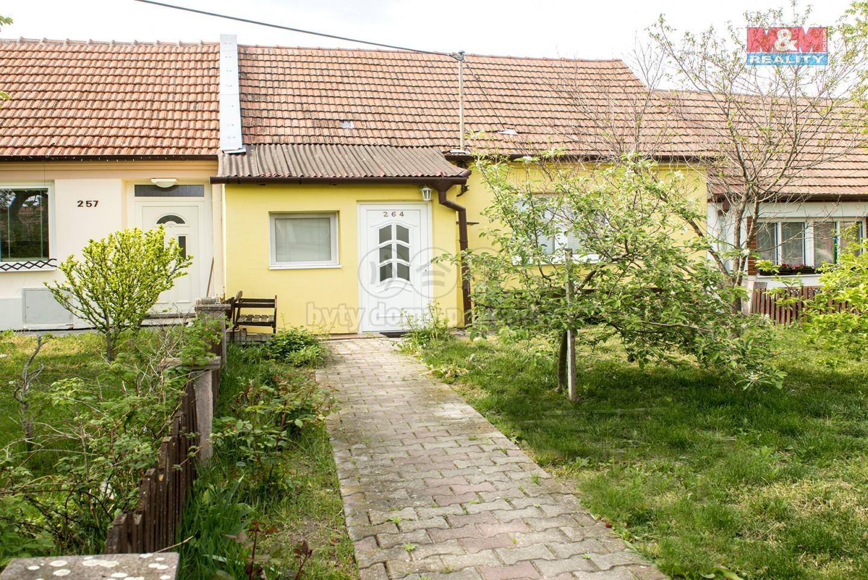 Prodej, rodinný dům 3+1, 237 m2, Velké Němčice