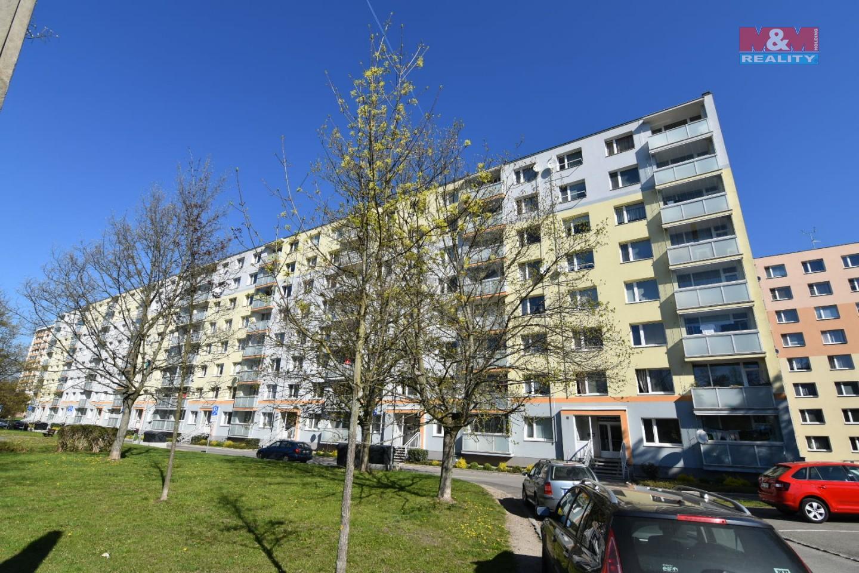 Prodej, byt 1+kk, 20m2, Česká Lípa, ul. Železničářská