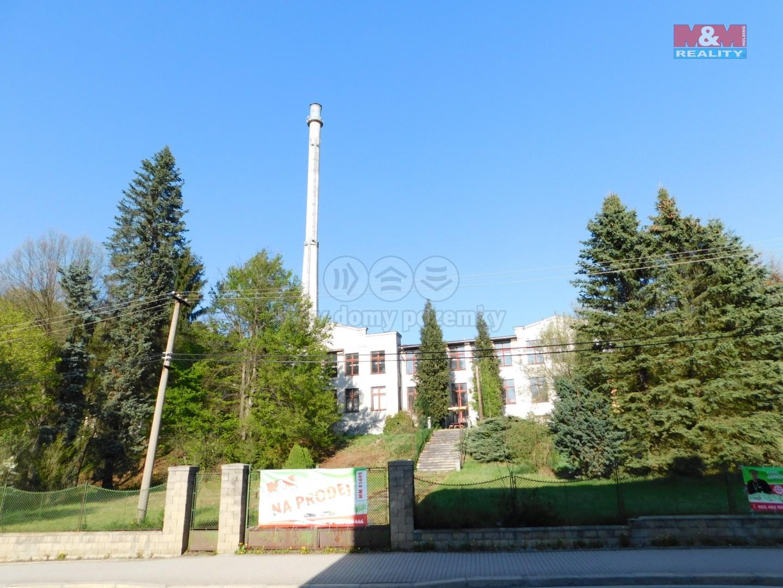 (Prodej, výrobní areál, Kraslice, ul. Čs. armády, 8338 m2), foto 1/50