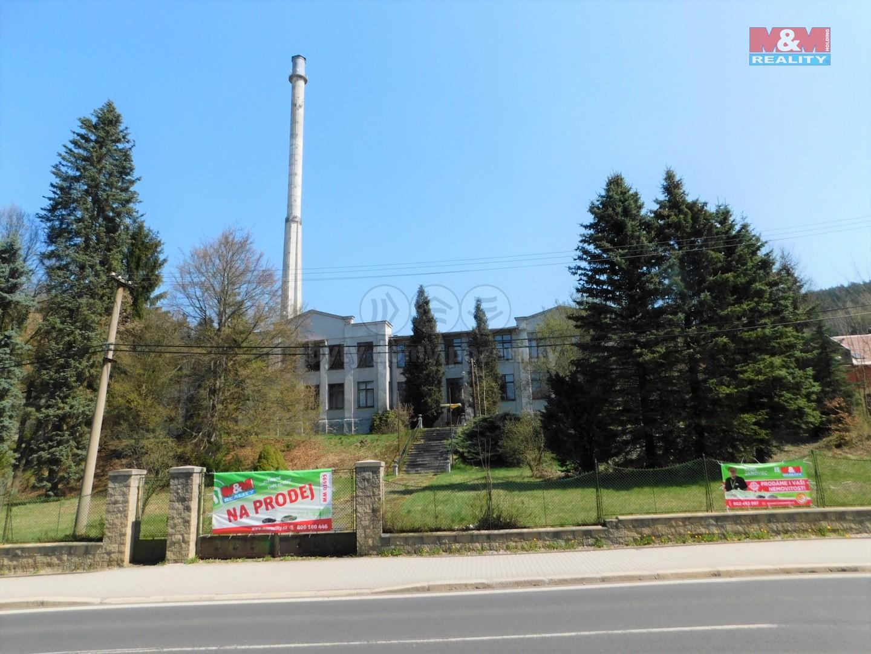(Prodej, výrobní areál, Kraslice, ul. Čs. armády, 8338 m2), foto 1/49