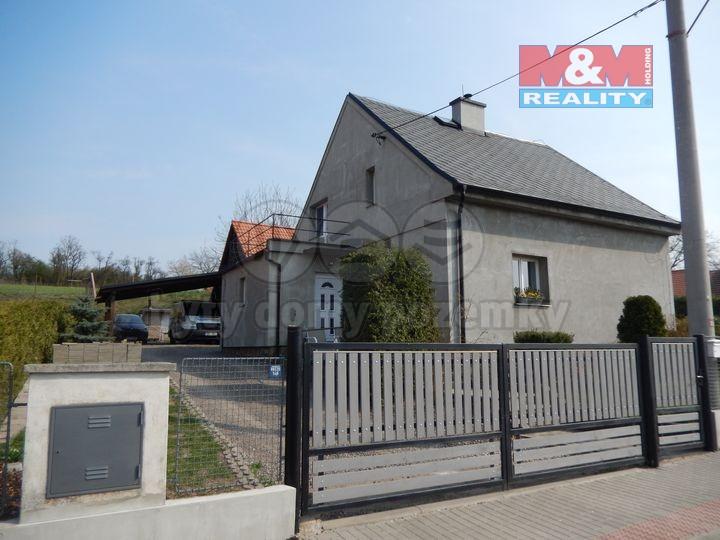 Prodej, rodinný dům, Smidary - Loučná Hora