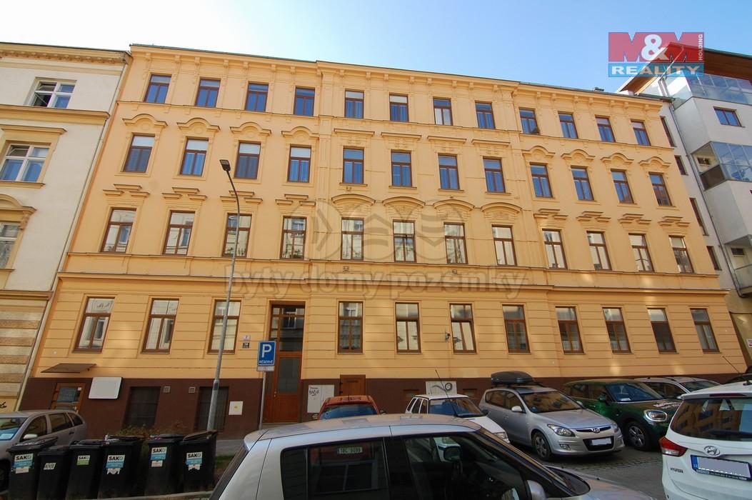 Prodej, byt 2,5+1, Brno, ul. Kabátníkova