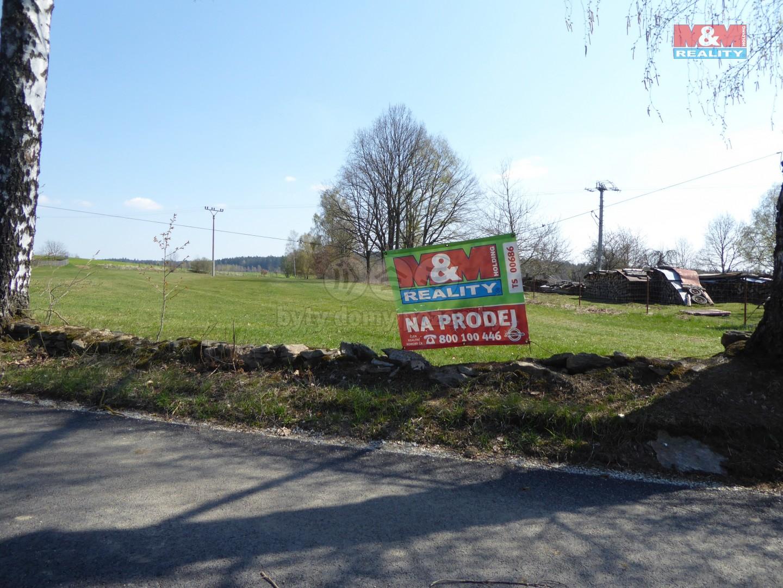 (Prodej, pozemek, 2470 m2, Tříklasovice), foto 1/9