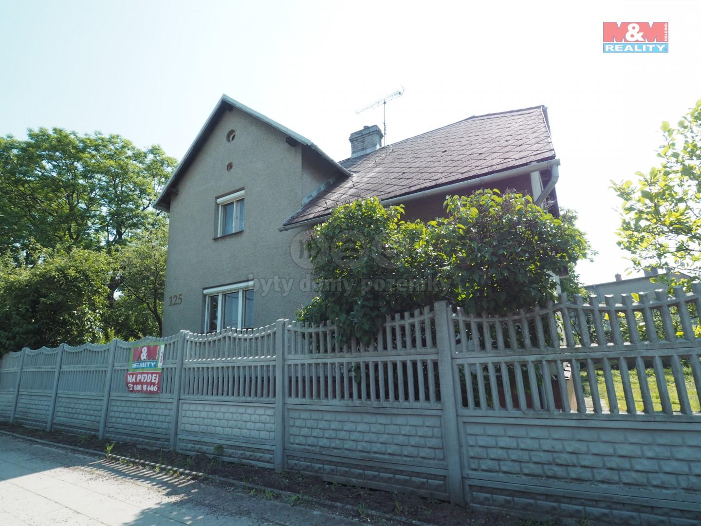 (Prodej, rodinný dům 4+1, 700 m2, Bohumín, ul. Ostravská), foto 1/10