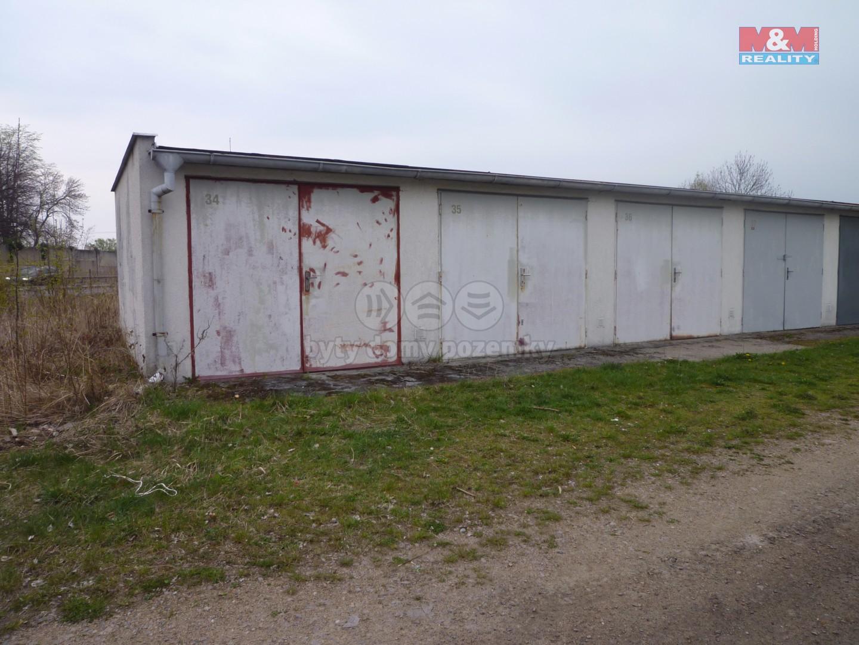 Prodej, garáž, 19 m2, Pardubice