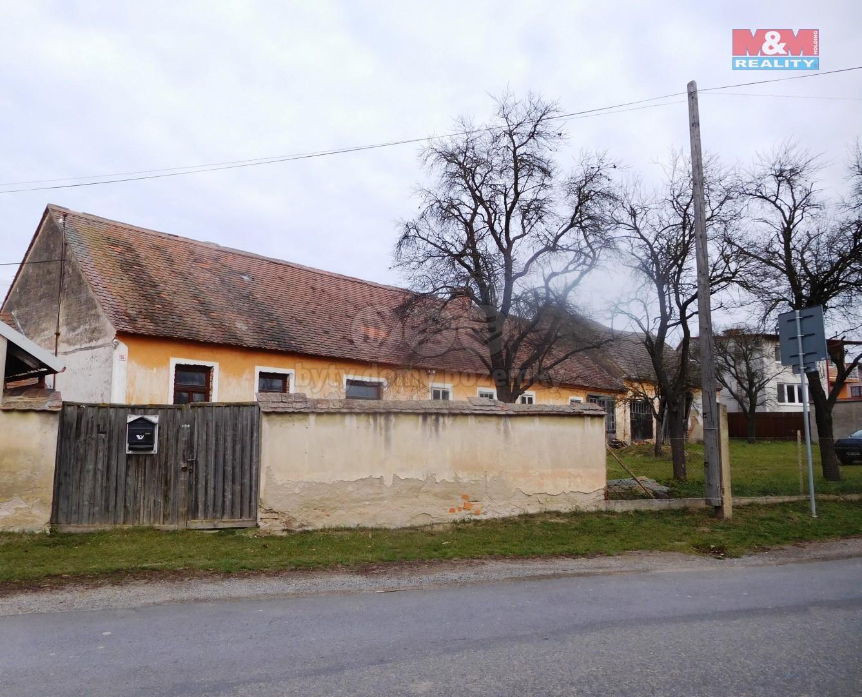 Prodej, rodinný dům, 1371 m2, Štítary