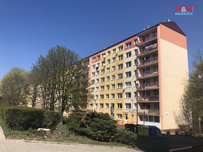 Dům (Pronájem, byt 1+kk, 26 m2, Most, ul. K. H. Borovského), foto 1/13