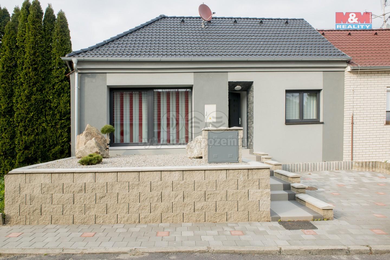 Prodej, rodinný dům 3+kk, 894 m2, Miroslavské Knínice