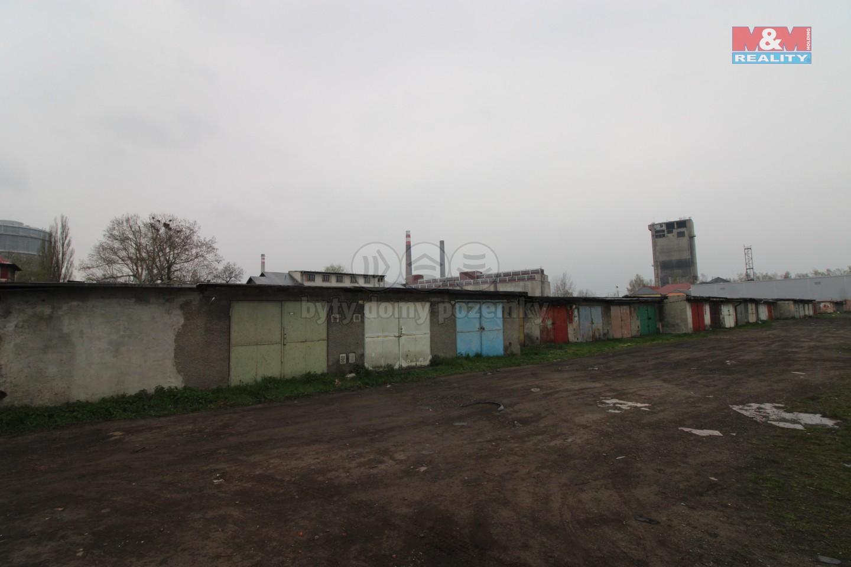 (Prodej, garáž, 20 m2, Ostrava - Mar. Hory, ul. Švermová), foto 1/3
