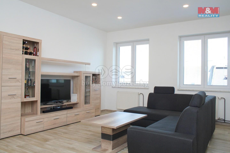 Pronájem, byt 3+1, 93 m2, Opava - Předměstí