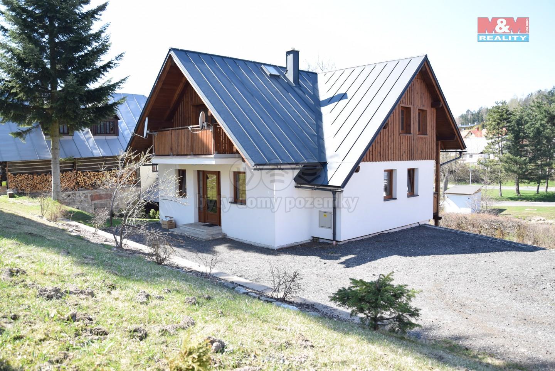 Prodej, apartmánový dům, 252 m2, Horní Rokytnice n. Jizerou