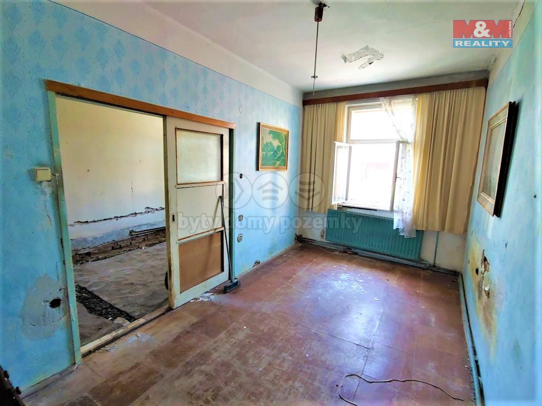 Prodej, rodinný dům 4+1, 127 m2, Bosonohy, ul. Zájezdní