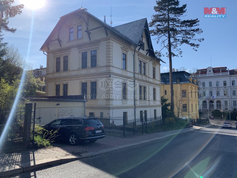 Pronájem, byt 1+kk, 26 m2, Liberec, ul. Klostermannova