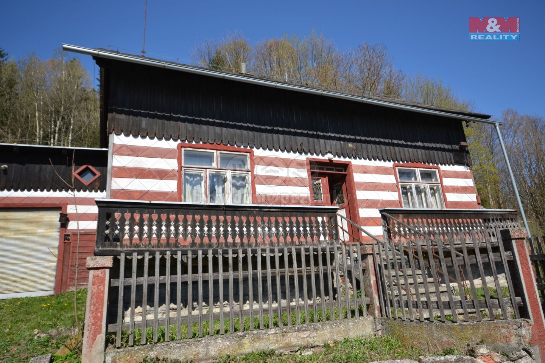 Prodej, rodinný dům 3+1, Pastviny