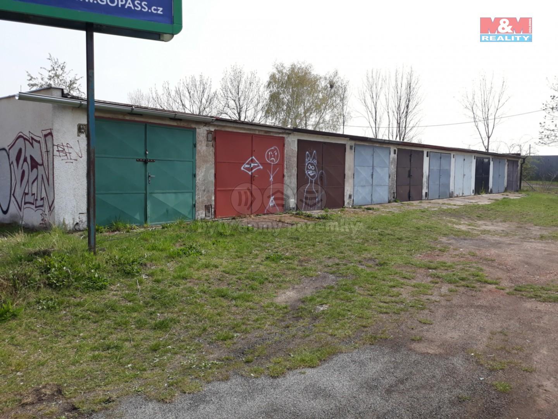 Prodej, garáž, 18 m2, Pardubice