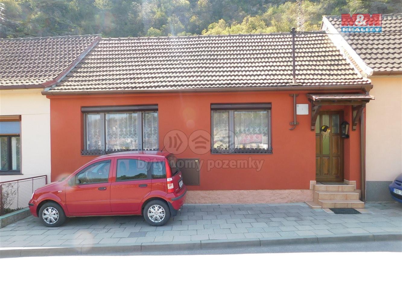 Prodej, rodinný dům 2+1, 127 m2, Dolní Kounice