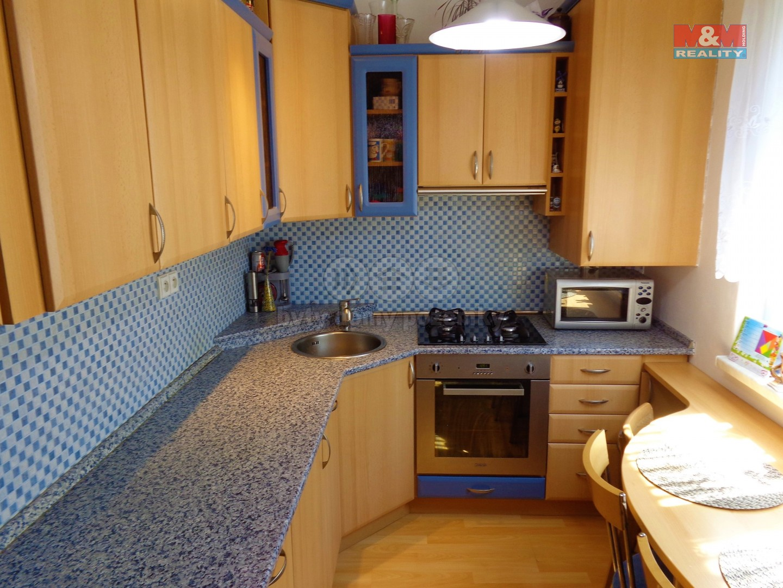 Prodej, byt 3+1, 74 m2, Karviná, ul. tř. Těreškovové