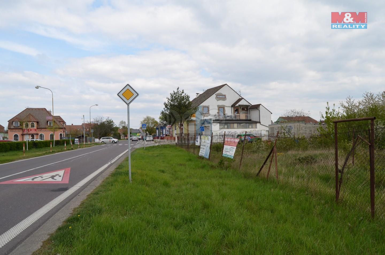 Prodej, stavební parcela, 1523 m2, Břeclav - Poštorná