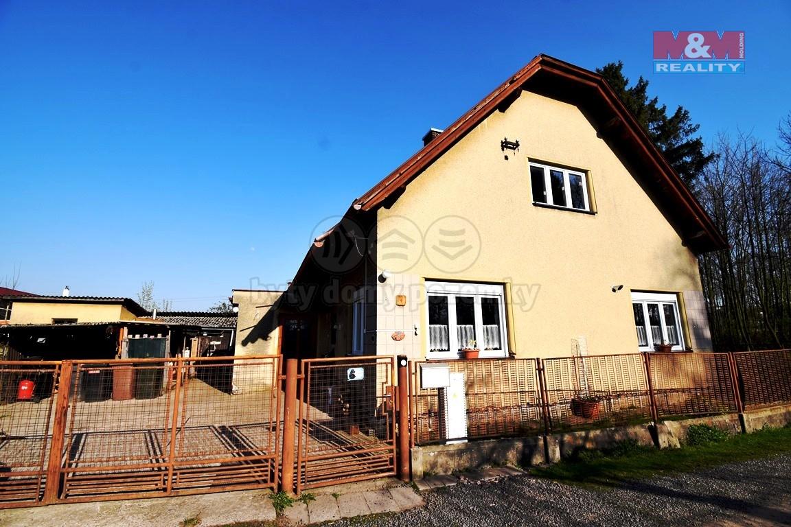 Prodej, rodinný dům, Kostelec nad Orlicí, ul. Hálkova