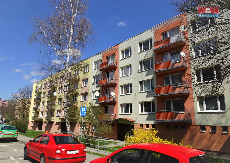 Prodej, byt 3+1, OV, 66 m², Kaplice, ul. Na Vyhlídce