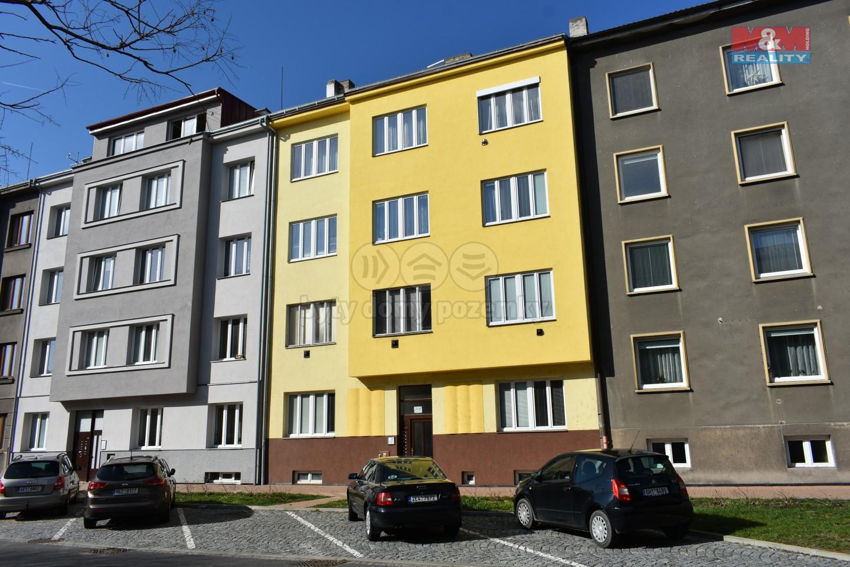 Pronájem, byt 2+1, 60 m2, Pardubice - centrum