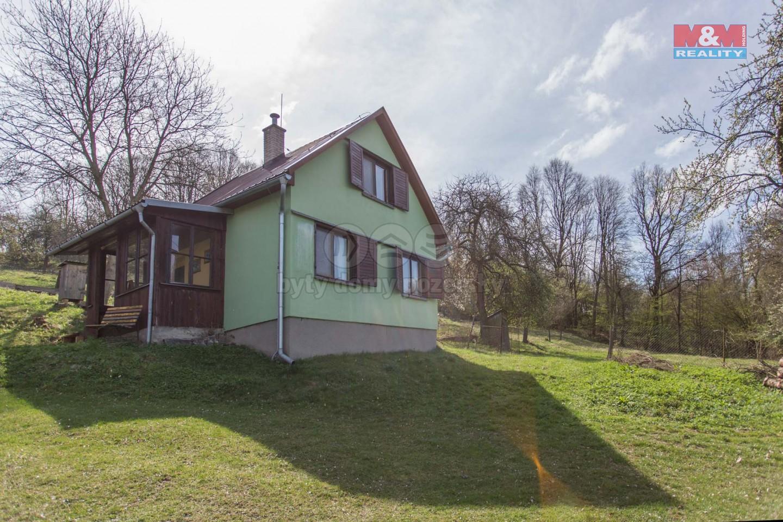 Prodej, chata 2+kk, 42 m2, Brumov-Bylnice