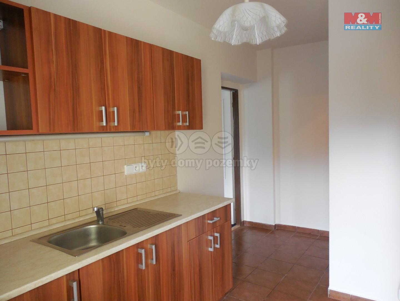Pronájem, byt 1+1, 37,83 m2, Česká Lípa